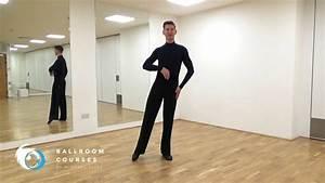 Cha-cha-cha Basic Step Technique