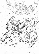 Spaceship Coloring Wars Spaceships Ships Drawing Alien Millenium Falcon Colouring Space Printable Drawings Kleurplaten Simple Colors Colour Sheets Colorir Adults sketch template