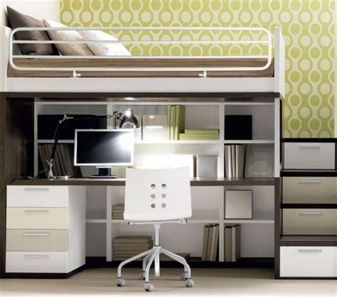 bureau pour mezzanine les 25 meilleures idées de la catégorie lit mezzanine