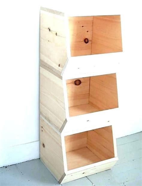 wooden potato  onion storage bin plans wooden