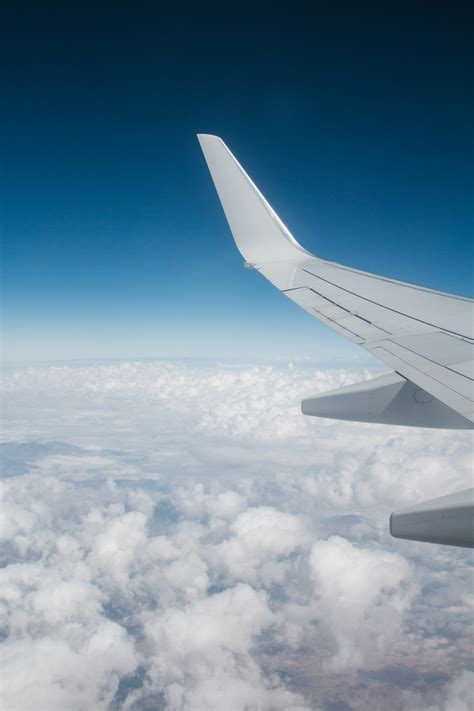 free images cloud sky airplane vehicle airline