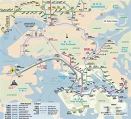 Hong Kong Shenzhen Map