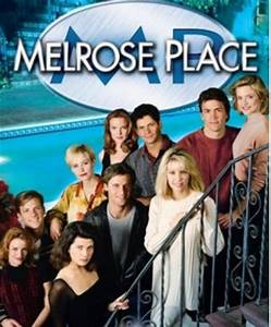 Melrose Place tv show in the 90's I know...I know...but I ...
