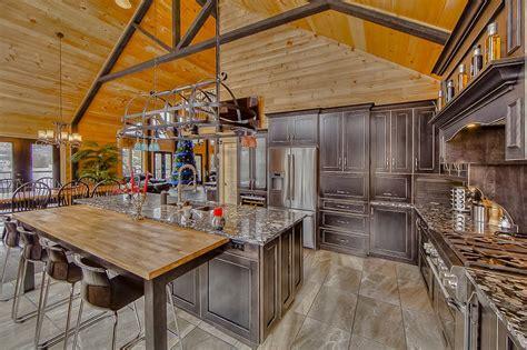 dakota log home floor plan  timber block log homes