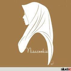 resultat de recherche dimages pour silhouette hijab template pinterest logos logo