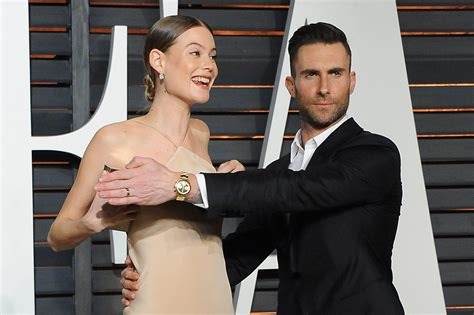 Vanity Lingerie by Baby On The Way For Adam Levine And Behati Prinsloo