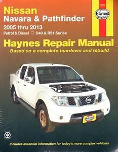 Nissan Navara Pathfinder D40 R51 2005