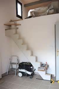 Construire Un Escalier Quart Tournant by Construire Un Escalier Quart Tournant Haut Avec Un