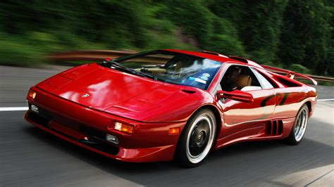 1996 Lamborghini Diablo Sv Wallpapers & Hd Images