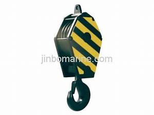 3 Sheave Crane Block  Buy Hook From China Manufacturer