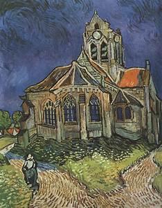 Plombier Auvers Sur Oise : 742 the church at auvers auvers sur oise 1890 image album ~ Premium-room.com Idées de Décoration
