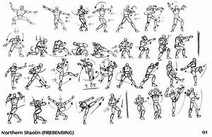 Northern Shaolin (firebending) | Excercise | Pinterest ...