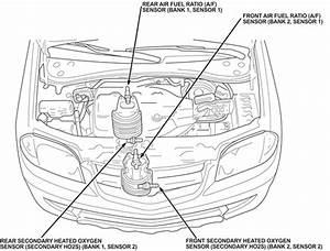 Transmission For 2002 Honda Civic Ex Oxygen Sensor Wiring  Honda  Auto Wiring Diagram