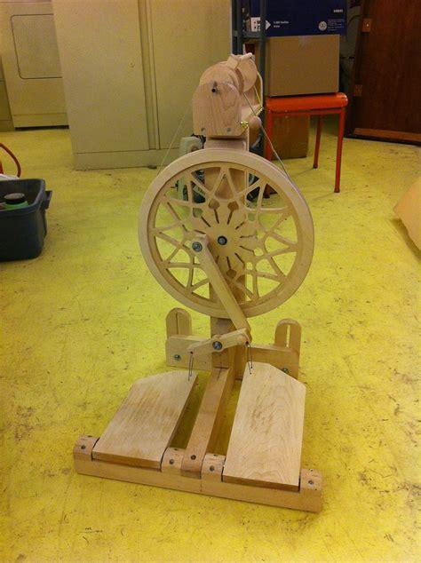 zephyr spinning wheel  john tribe  spining diy