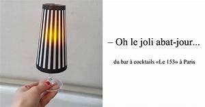 Diy Abat Jour : diy mini abat jour de charme pour la table glose blog lifestyle paris ~ Preciouscoupons.com Idées de Décoration