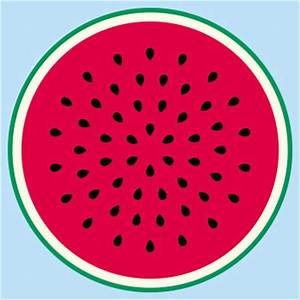 Watermelon clip art - Clipartix