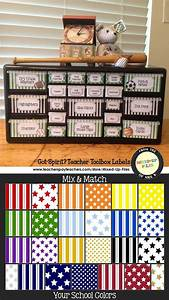 17 best ideas about teacher toolbox labels on pinterest With kitchen cabinets lowes with personalized label stickers