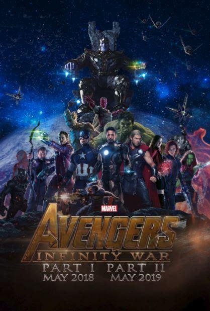 avengers  infinity war parte