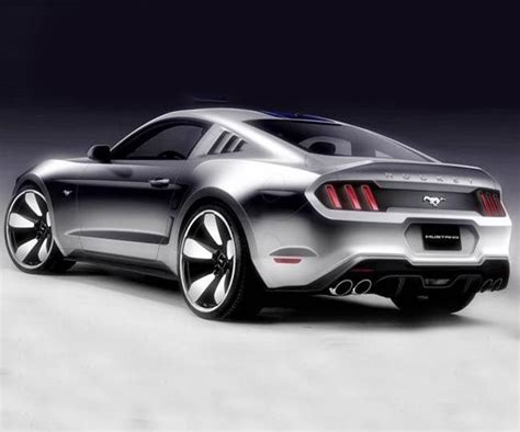 Rumors About The Next Ford Mustang Coming In 2019