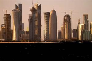 Jean Nouvel Burj Doha Shapes Gulf City39s Skyline