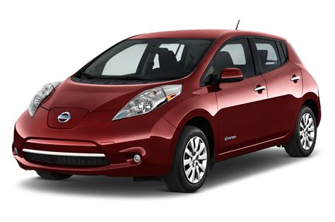 Nissan Car : 2015 Nissan Leaf Reviews And Rating