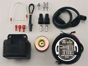Ultima Single Fire Programmable Ignition Coil Kit Harley