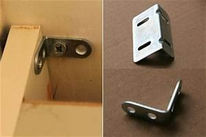 Fixer Une Télé Au Mur : fixer les meubles au mur monter une cuisine am nag e ~ Premium-room.com Idées de Décoration