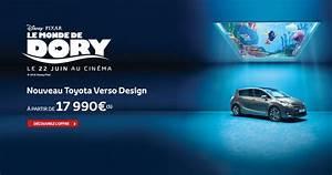 My Toyota Eu Mise A Jour Gps Gratuite : le monde de dory des studios pixar s 39 associe au toyota verso ~ Medecine-chirurgie-esthetiques.com Avis de Voitures
