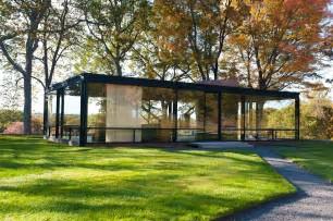 Image result for phillip johnson glass house