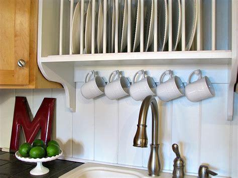 blue roof cabin update  builder grade kitchen   diy custom cabinet