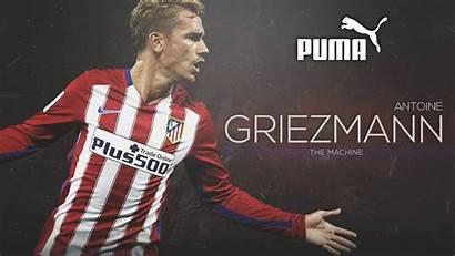 Griezmann Antoine Wallpapers Griezman Backgrounds Atletico Madrid