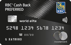 compare  canadian rbc credit cards apply