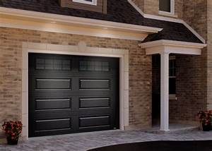 porte de garage belair portes et fenetres With porte de garage enroulable avec porte contemporaine