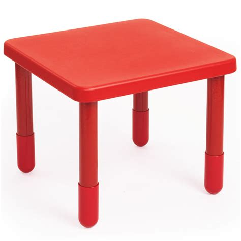 daycare tables for sale angeles value preschool table 28 quot square ab700