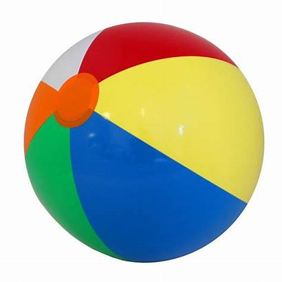 Beach Balls Giant Colored Multi Inflatable