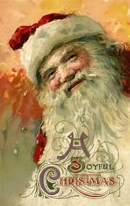 Old-fashioned Santa Claus | Santa | Pinterest
