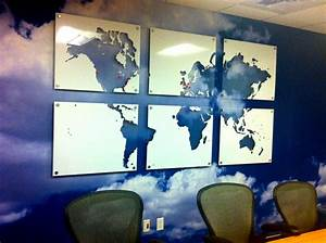Decorating an office with wall art furniture home