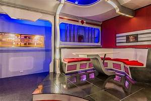 Want to buy a giant Star Trek themed house? - Our Nerd Home