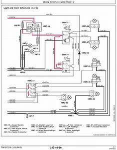 John Deere Gator 825i Parts Diagram