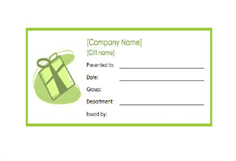 Free Coupon Template Word by Coupon Template Word Cyberuse