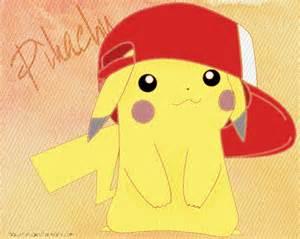 Kawaii Pikachu with Hat