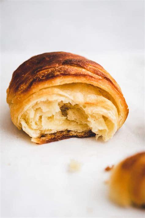 croissants rezept selber machen wie  frankreich