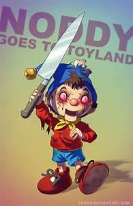 Noddy in Toyland BADASS by Tohad on DeviantArt