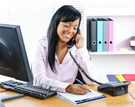 virtual receptionist jobs how do i become a general office clerk with pictures