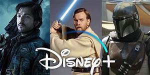 Star Wars: More Disney Plus TV Shows In Development, Says Iger