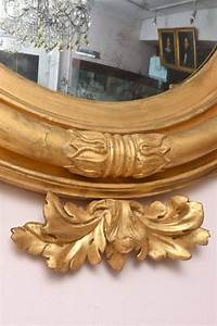 authentic antique regency period mirror carved wood With authentic antique lumber