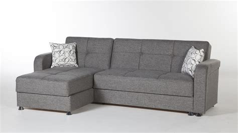 vision diego gray sectional sofa  istikbal furniture