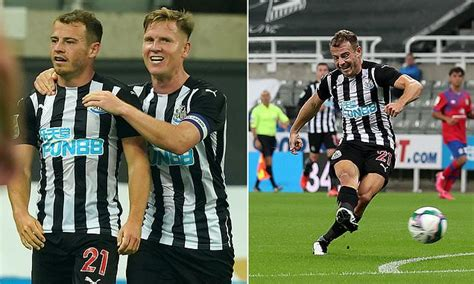 Newcastle 1-0 Blackburn: New signing Ryan Fraser strikes ...