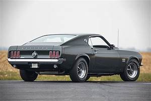 Auction Block: 1969 Ford Mustang Boss 429 Fastback | HiConsumption
