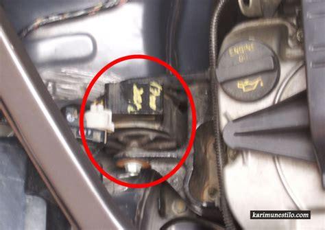 gejala engine mounting rusak dan harga penggantinya engine mounting rusak suzuki karimun estilo panduan karimun estilo